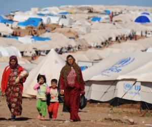 واقع سبل العيش في مخيمات النزوح: دراسة حالة في مناطق الشمال السوري