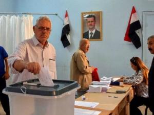 انتخابات باهتة واستقرار مغيب بمناطق الأسد