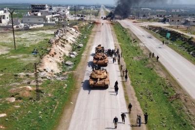 الملف السوري على وقع