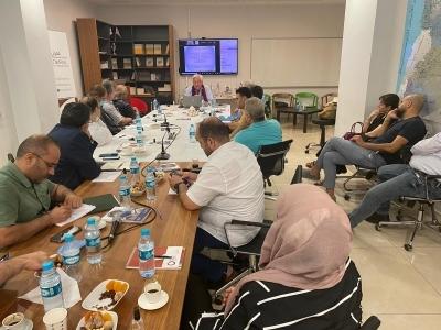 ندوة نقاشية | الاقتصاد السياسي في سورية في عام 2021
