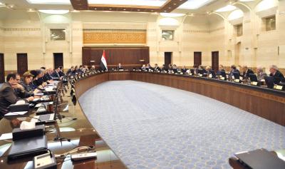 الواقع الحوكمي وإعادة الإعمار في مناطق النظام السوري خلال شهر تشرين الأول 2018