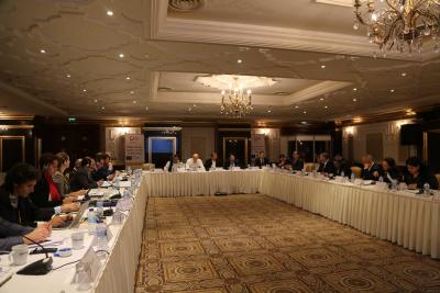 ورشة عمل حول : إصلاح القطاع العسكري في مرحلة ما بعد الصراع في سورية