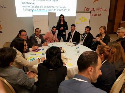 المؤتمر الدولي للاجئين .. السعي نحو حياة أفضل للاجئين في المجتمعات المضيفة