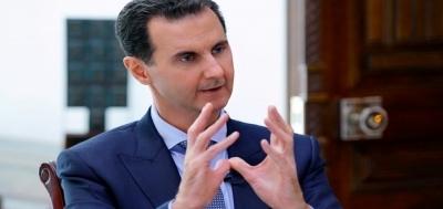 نوار شعبان | حول تكثيف الظهور الإعلامي لرئيس النظام السوري