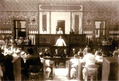 الدين والدولة بين التيارات الليبرالية والمحافظة السورية: قراءة في ثلاثة دساتير سورية 1920-1950-1973