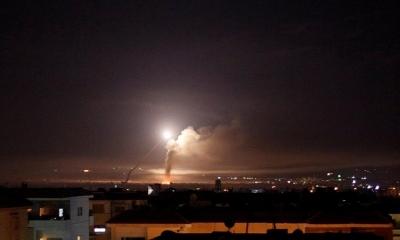 نوار شعبان| الضربات الإسرائيلية على المواقع الإيرانية في سورية