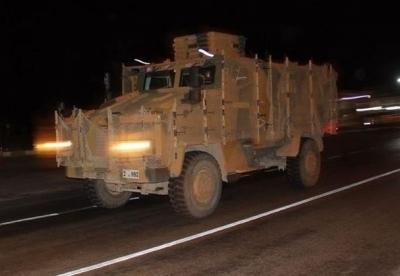 بدر ملا رشيد |حدود العملية العسكرية التركية