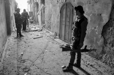 تطورات المشهد السوري