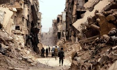 الواقع الحوكمي وإعادة الإعمار في مناطق النظام السوري خلال شهر تموز 2019