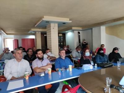 جلسة حوارية | تطورات المشهد السياسي وتحديات الواقع المحلي