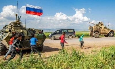 محمد منير الفقير| تنافس روسي – أمريكي شرق سورية.. وتركيا تعتزم إنشاء نقطة عسكرية جديدة في إدلب