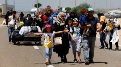 د. عمار قحف | حول عودة النازحين واللاجئين السوريين لمناطق سيطرة المعارضة