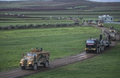 نوار شعبان| خطوط الدفاع في إدلب وتعزيز التواجد التركي