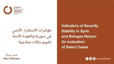 مؤشرات الاستقرار الأمني في سورية والعودة الآمنة تقييم حالات نماذجية